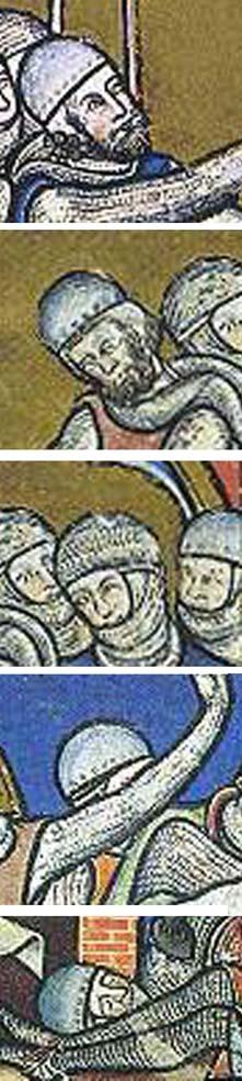 Macieowska bible detail 1