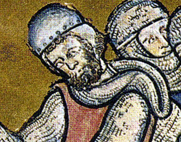 Macieowska bible detail 2