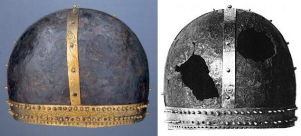 Chamoson helm