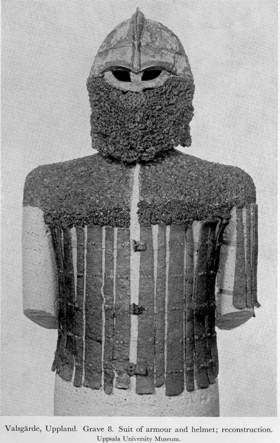 Lamellar Armour Looking For The Evidence
